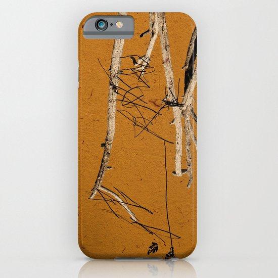 DRESSED NATURE I iPhone & iPod Case