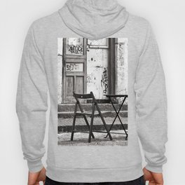 Just Two Chairs - Catania - Sicily - Italy  Hoody
