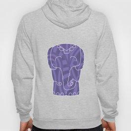 Tiki Elephant Hoody