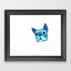 Drool Framed Art Print