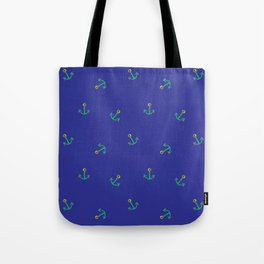 Fun and Whimsical Anchors for Sea Lovers Tote Bag