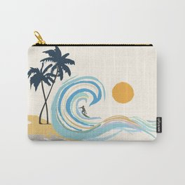 Minimalistic Summer II Carry-All Pouch