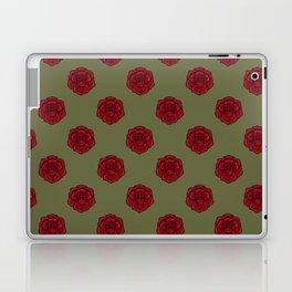 rose pattern Laptop & iPad Skin