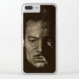 portrait Clear iPhone Case