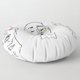 prime people Floor Pillow