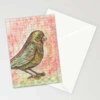 Bird on a Budget Stationery Cards