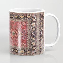 Antique Persian Red Rug Coffee Mug