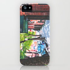 Sunday Morning in Brooklyn, NY Slim Case iPhone (5, 5s)
