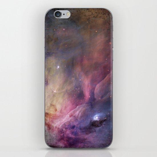 Gundam Retro Space 2 - No text iPhone & iPod Skin