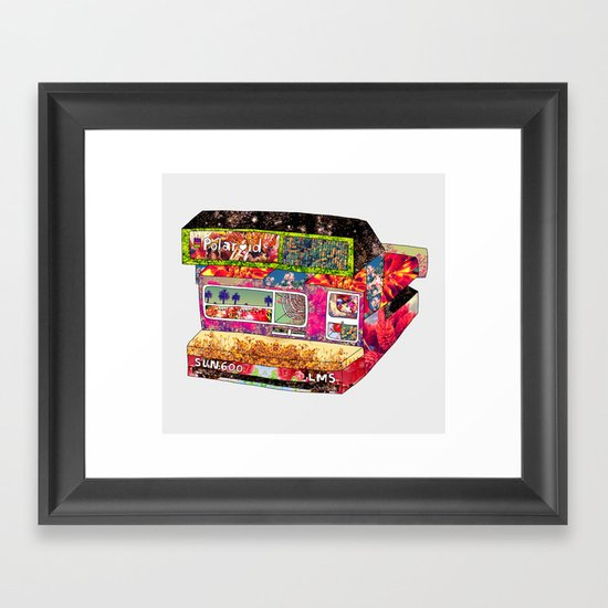 Instant Picture This Framed Art Print