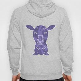 Tiki Cow Hoody