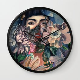 HIDE & SEEK Wall Clock