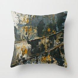 Urban Nylons 2 Throw Pillow