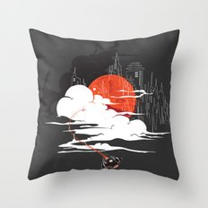 Uncharted Voyage Throw Pillow