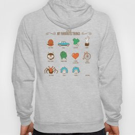 A Few Of My Favourite Things Hoody