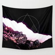Mountain Ride Wall Tapestry