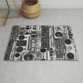 house of boombox Rug