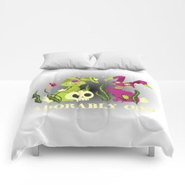Adorably Odd Comforters