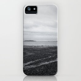 The World On Your Shoulders iPhone Case