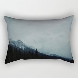 Canadian Rockies (2) Rectangular Pillow