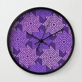 Op Art 106 Wall Clock