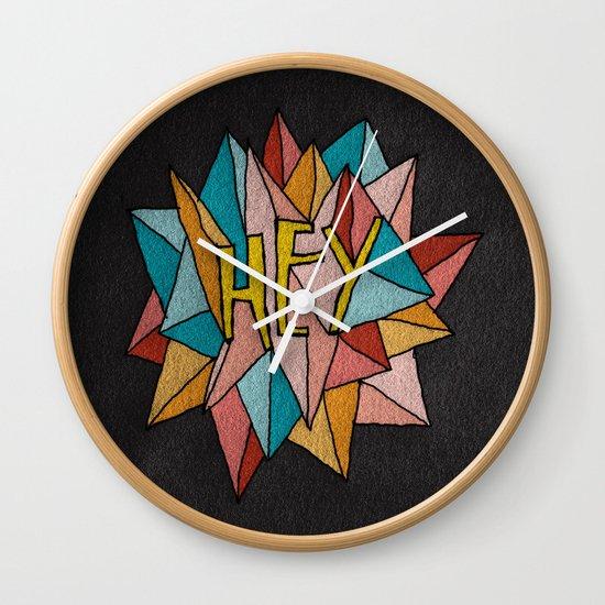 HEY Wall Clock
