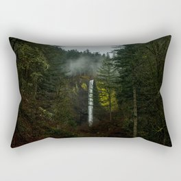 Tucked Away in the Columbia River Gorge Rectangular Pillow