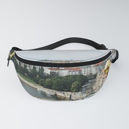 View from the Berlin Cathedral Fanny Pack