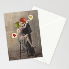 Loving Apple Stationery Cards