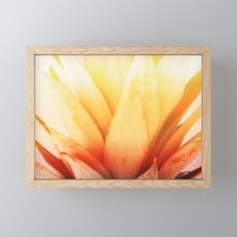 Pineapple#exposure#film#effect#closeup Framed Mini Art Print
