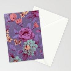 Hopeless Romantic - lavender version Stationery Cards