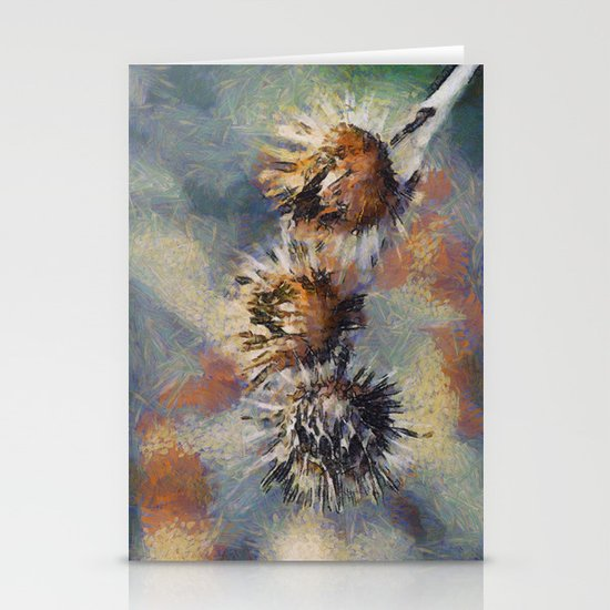 Piri Piri Burr Stationery Cards
