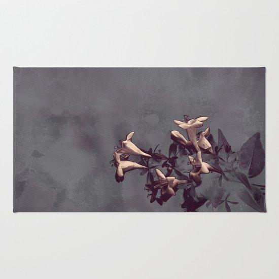 Evening Flowers Rug