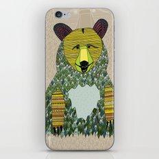 Hello, Bear iPhone & iPod Skin