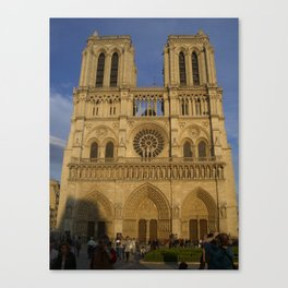 Paris, France Canvas Print