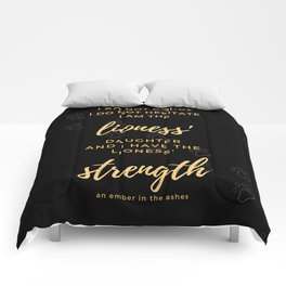 An Ember In The Ashes Comforters