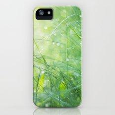 lines & circles Slim Case iPhone (5, 5s)