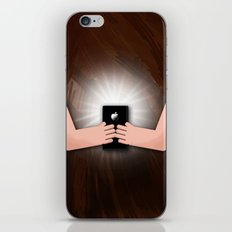 Secretly Addicted iPhone & iPod Skin