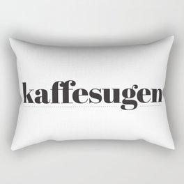 Kaffesugen Rectangular Pillow