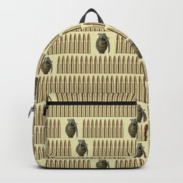 Ammo and grenades Backpack
