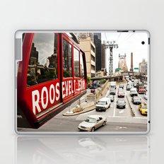 Roosevelt Island Sky Lift. New York City. Laptop & iPad Skin