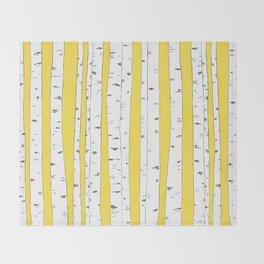 Aspen Forest - Yellow Decke