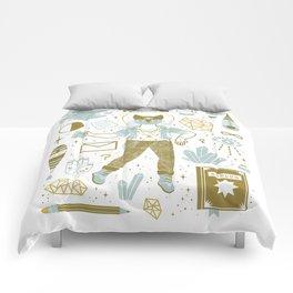 The Scholar Comforters