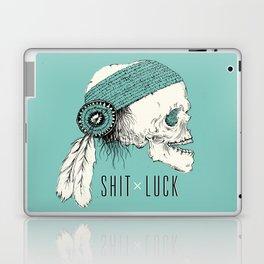 Shit Luck Laptop & iPad Skin