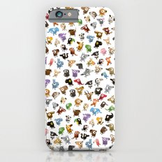 Bean Animals Slim Case iPhone 6s