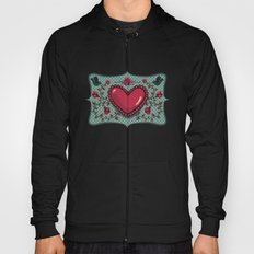 love and roses Hoody