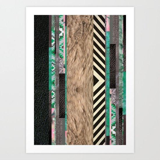 REBEL/BIOME *COM Art Print