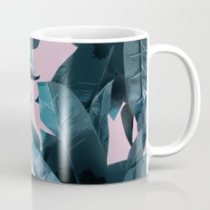 Tropical Palm Print #2 Mug