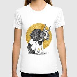 Golden Warrior T-shirt