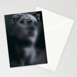 EMBEDDED FACE Stationery Cards